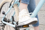 自転車による尾行