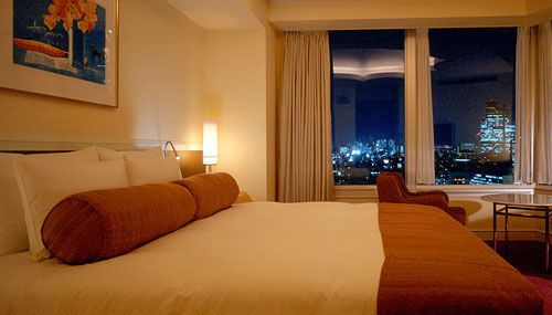 都内ホテル