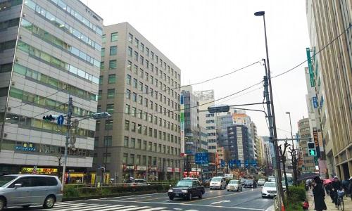 五反田オフィス街