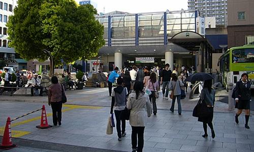 赤羽駅周辺