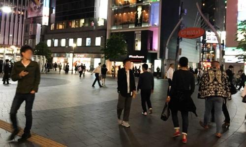 錦糸町繁華街
