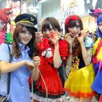渋谷の仮装で浮気